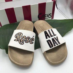 Circus by Sam Edelman Flynn 5 Rosé All Day Slides